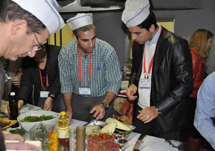 שף פרטי עופר השף - תמונה מסדנת בישול