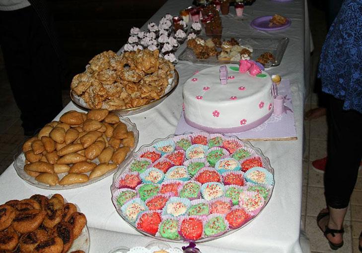 שף פרטי שי קפויה - חגיגות יום הולדת מעת שי קפויה
