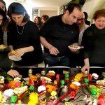 שף פרטי שי קפויה - מבחר קינוחים באירוע פרטי