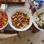 שף פרטי נתאי - מבחר סלטים מרעננים