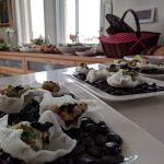 שף פרטי יניב טרנטו - תצוגת מנות בוטיק באירוע