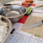 שף פרטי גיא רוזן - תמונה מסדנת סושי