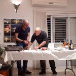 שף פרטי גיא רוזן - סדנת בישול עם שף פרטי גיא רוזן