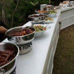 שף פרטי גיא רוזן - בופה בשרי עם מבחר סלטים