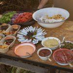 שף פרטי מאיר קרנש - בופה אמריקאי, המבורגרים ומבחר רטבים