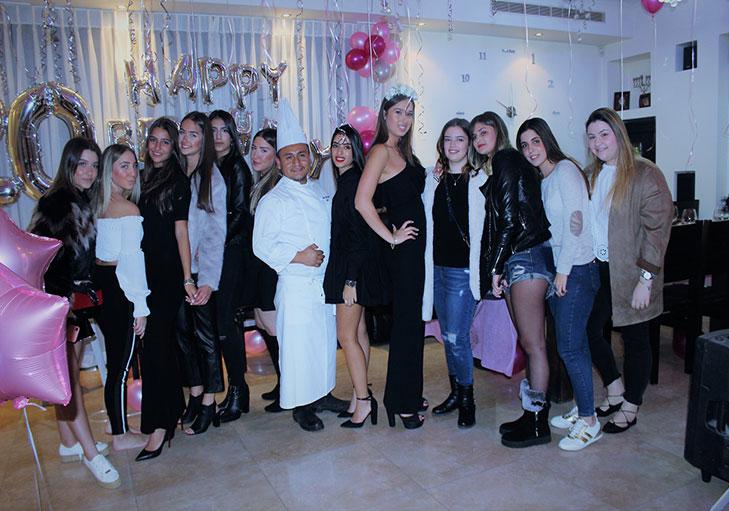 שף פרטי ראול רודריגז - מסיבת יום הולדת עם שף פרטי ראול רודריגז