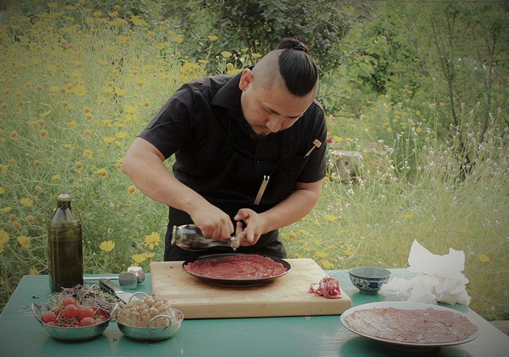 שף פרטי ראול רודריגז - תיבול אחרון לפני הגשה תמונה מאירוע