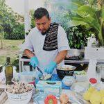 שף פרטי ראול רודריגז - מסיבת בריכה עם ארוחת שף מפנקת