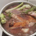 שף פרטי מאור נתן - מרק עוף עשיר במיוחד