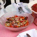 שף פרטי ראול רודריגז - סלט עגבניות