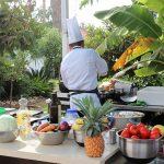 שף פרטי ראול רודריגז - תמונה ממסיבת בריכה שף ראול רודריגז