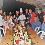 שף פרטי ראול רודירגז - חגיגות יום הולדת עם שף ראול רודירגז