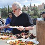 שף פרטי מאיר קרנש - אירוע בשטח