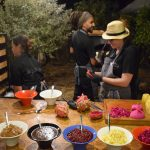 שף פרטי מאיר קרנש - פירות אקזוטים