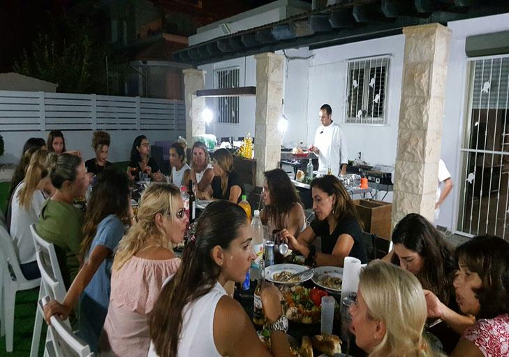 שף פרטי תומר חקנזר - חגיגות יום הולדת מאת שף פרטי תומר חקנזר