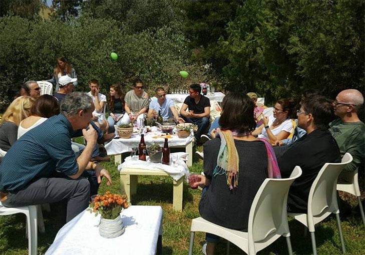 שף פרטי יאן ליברמן - אירוע משפחתי מאת שף יאן ליברמן
