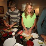 שף פרטי שלומי שלו - הכנת אורז לסושי