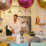 שף פרטי נתיאל - שף נתיאל מתכונן לארוחה חגיגית