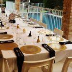 שף פרטי מאור נתן - עריכת שולחן לאירוע משפחתי