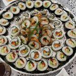 שף פרטי מאור נתן - פלטת סושי