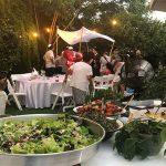 שף פרטי יניב טרנטו - תמונה מחתונה של השף יניב טרנטו