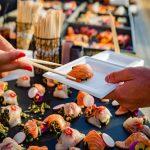 שף פרטי נתיאל - תצוגת בופה עשיר באירוע