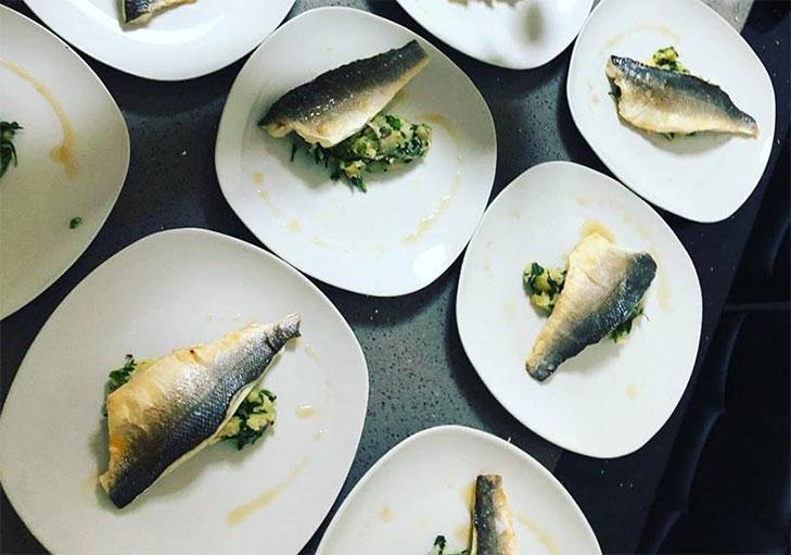 שף פרטי נתיאל - מנת דג
