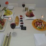 שף פרטי תומר חקנזר - ארוחה רומנטית מאת שף פרטי תומר חקנזר