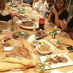 שף פרטי רם חכם - ארוחה משפחתית מעת שף רם חכם