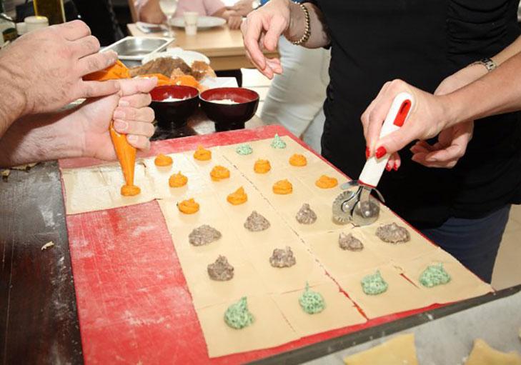 שף פרטי שלומי שלו - תהליך הכנת הסושי