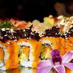שף פרטי שלומי שלו - מנת סושי לא שגרתית
