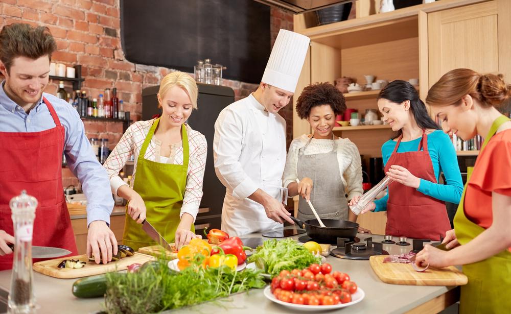 סדנת בישול