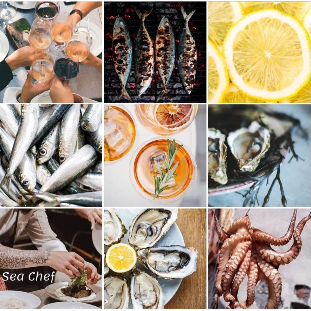 Sea Chef – דגים ופירות ים